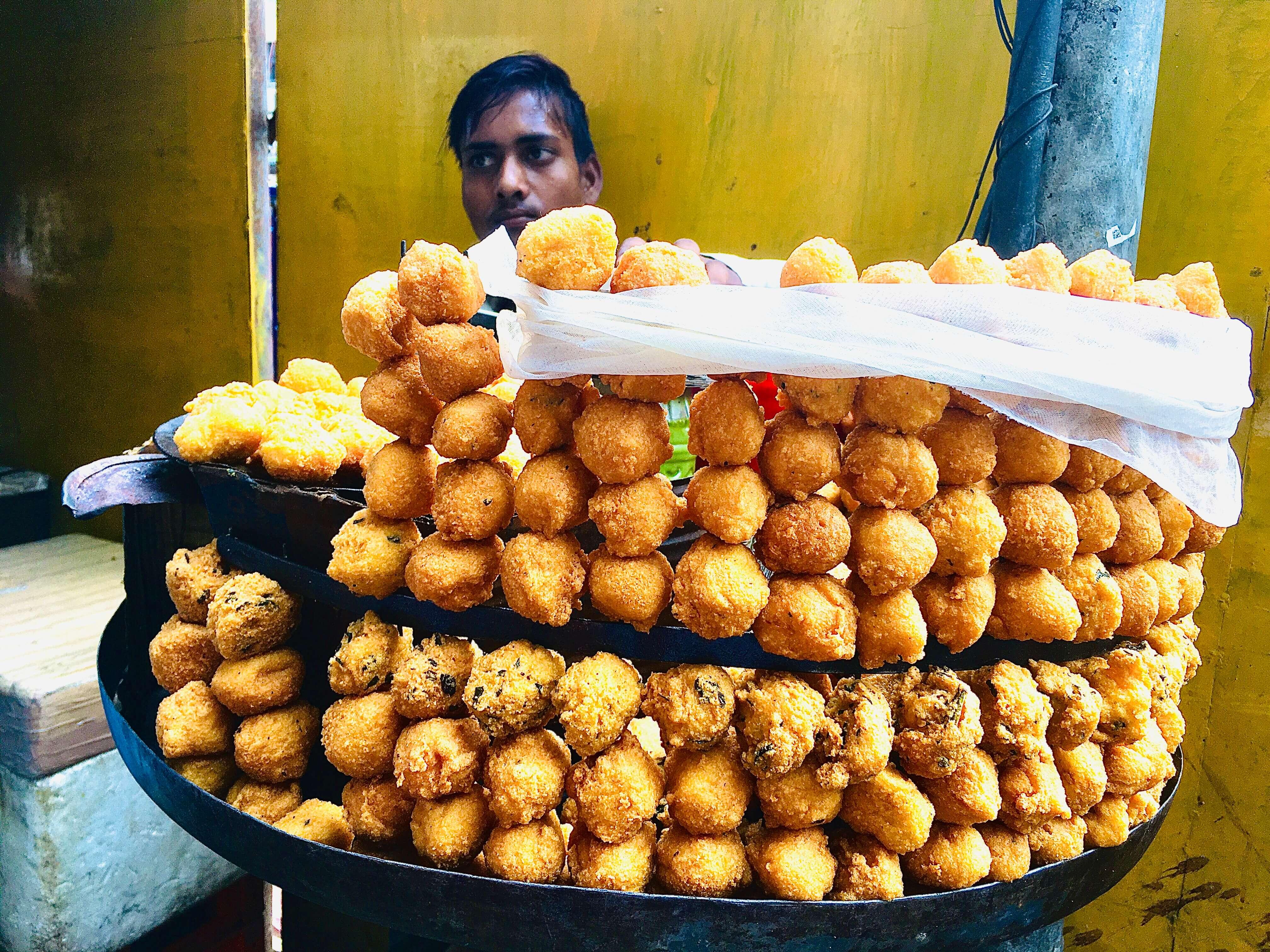 Chandni Chowk street food tour