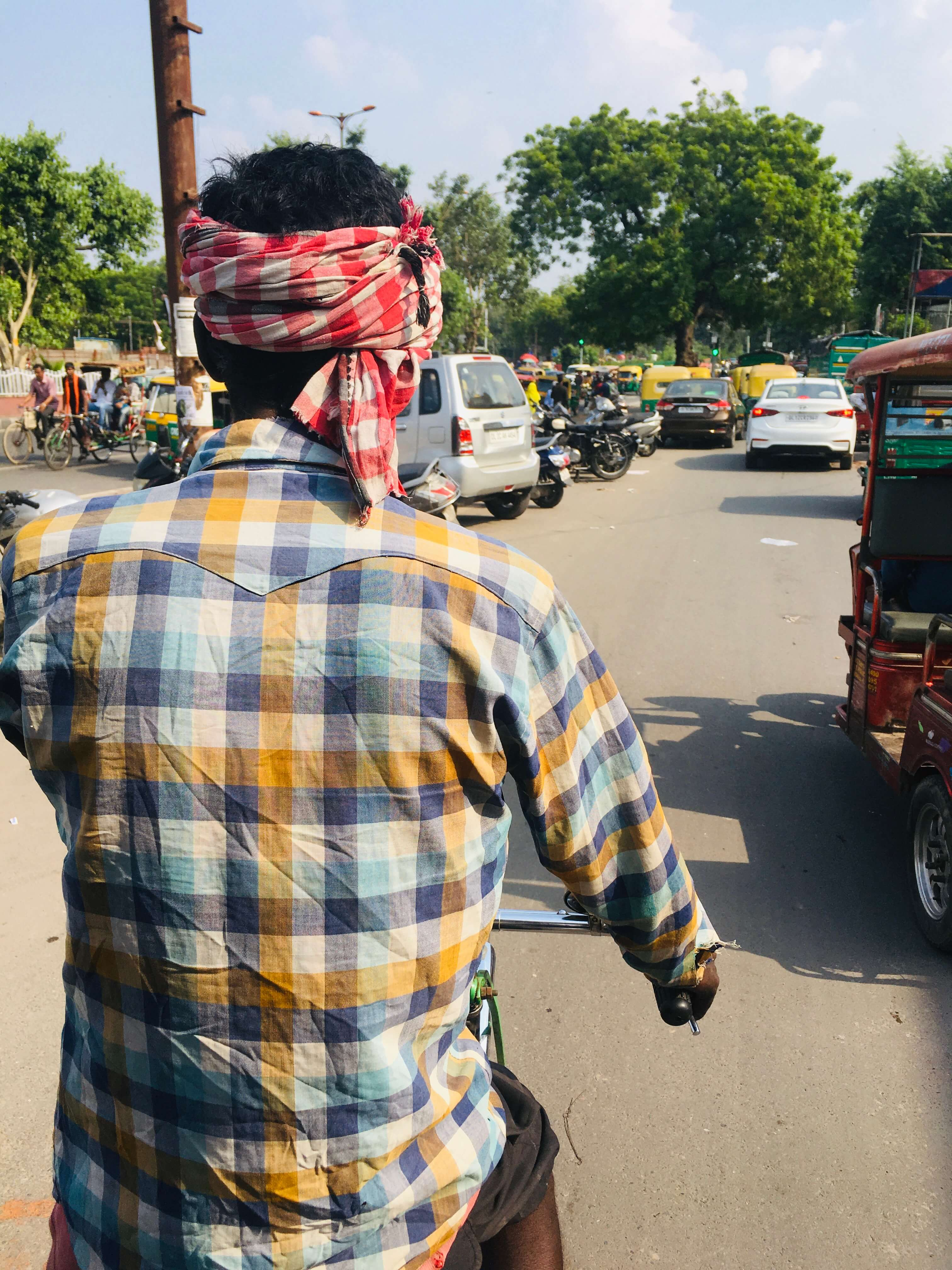 A Wander-Lust that Took us to the Streets of Delhi | indiator