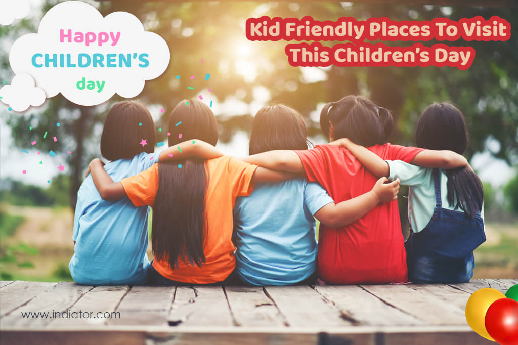 Kid-friendly places to visit