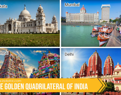 The Golden Quadrilateral Of India