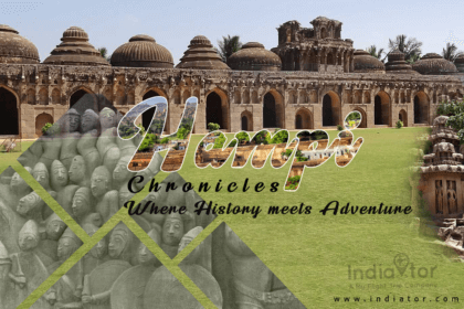 Hampi Chronicles: Where History meets Adventure