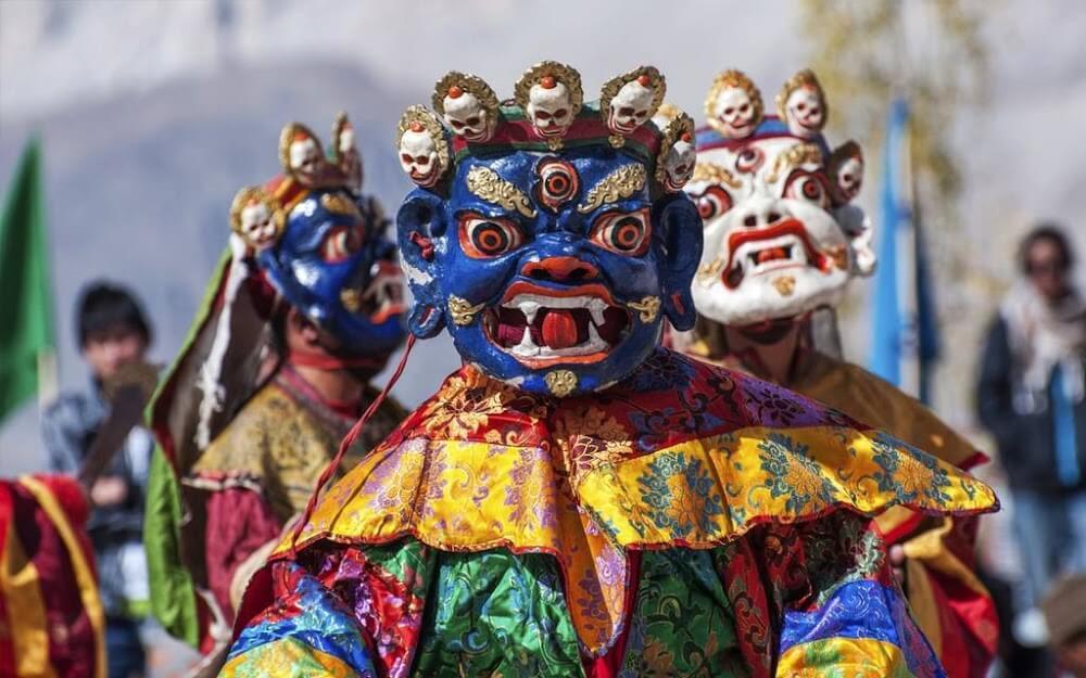 The Cultural Treat of Yuru Kabgyat
