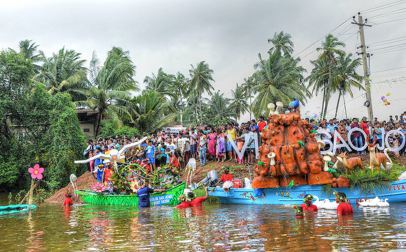 The Unique Sao Joao Festival