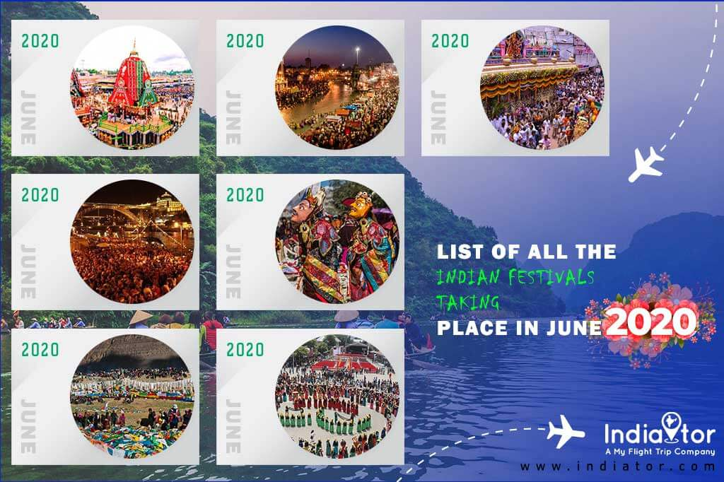 Welcome June 2020 with these 10 Joyous Festivals